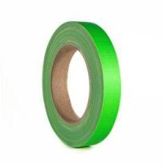 Monacor Gaffer Tape 19mm Neon Green