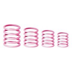 Gravity Universal Ring Pack Pink