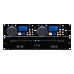 Stageline CD-230USB Dual DJ CD/MP3 Player