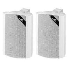 Monacor MKS-64/WS Speakers White