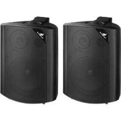 Monacor MKS-64/SW Speakers Black