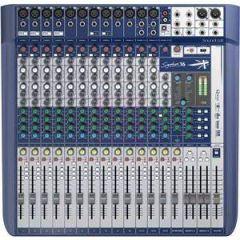 Soundcraft Signature 16 12-input Analogue Mixer
