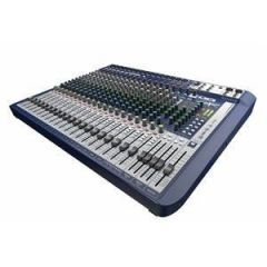 Soundcraft Signature 22 16-input Analogue Mixer
