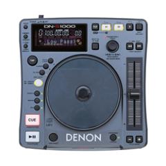 Denon DN-S1000 DJ CD Player