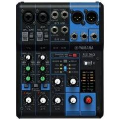 Yamaha MG06X 6:2 Mixer