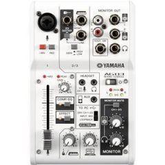 Yamaha AG03 Hybrid Mixing Console