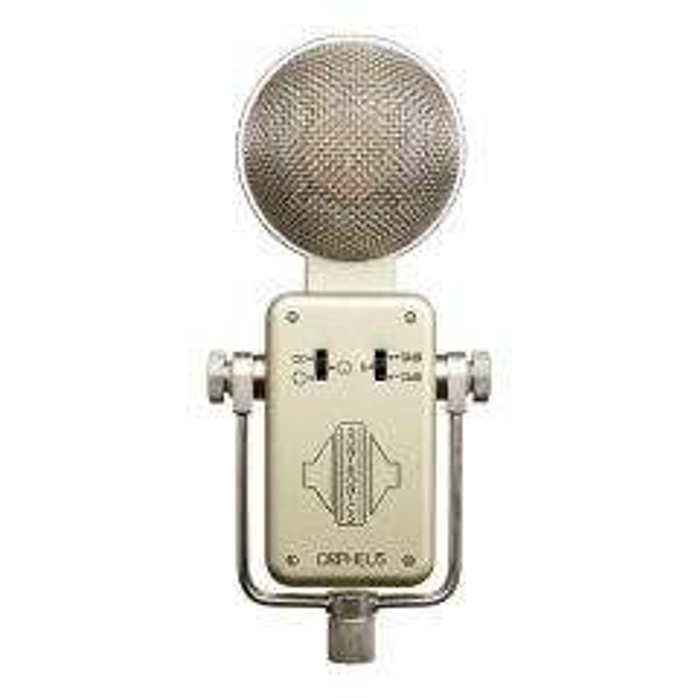 Sontronics ORPHEUS Three-Pattern Large-Diaphragm Condenser Microphone