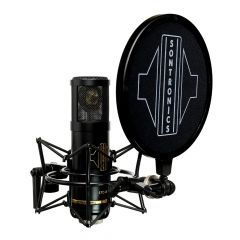 Sontronics STC-20 PACK cardioid condenser microphone with accessories