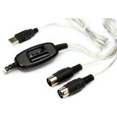 ART M-Connect USB MIDI Cable