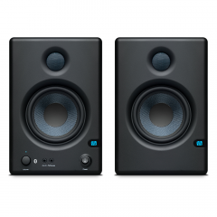 Presonus Eris 4.5 BT Studio Monitors Pair with Bluetooth