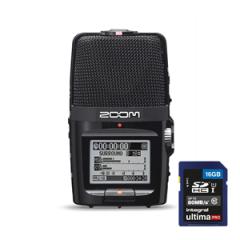 Zoom H2N + 16GB SD Card
