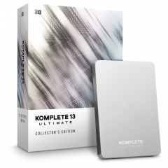 Native Instruments Komplete 13 Ultimate Collectors Edition Upgrade from K8-13