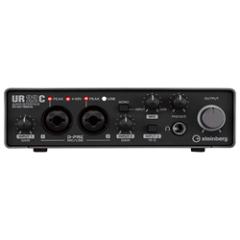 Steinberg UR22C USB 3 Audio & Midi Interface