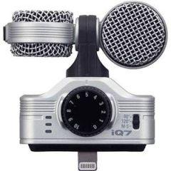 Zoom IQ7 iPhone Recorder
