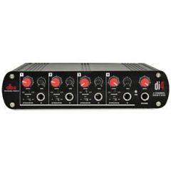 dbx DI4 4-Channel DI Box