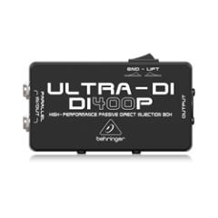 Behringer Ultra-DI DI400P Mono Passive DI Box