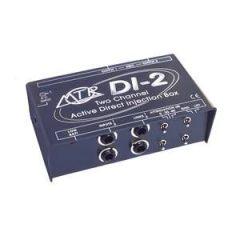 MTR Di-2 Active Di Box 2 Channel