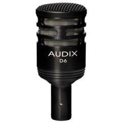 Audix D6 Instrument Mic
