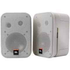 JBL Control 1 Pro Speakers White