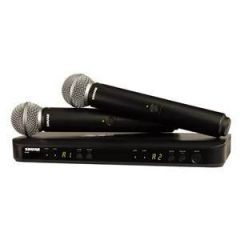 Shure BLX288/SM58 SM58 Dual Vocal System CH38