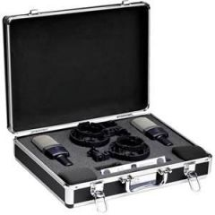AKG C214 Matched Pair Condenser Microphones