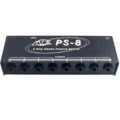 MTR Headphone Splitter 8Way Ps-8