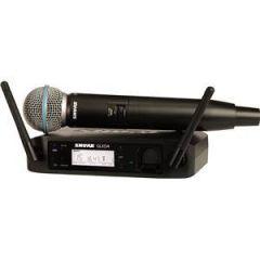 Shure GLXD24UK/B58 Handheld System