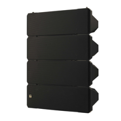 TOA HX-7B-WPEN 250W Variable Array Speaker Black