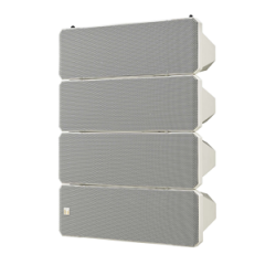 TOA HX-7W-WPEN 250W Variable Array Speaker White