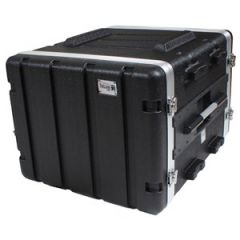 Trojan ABS Rack Flight Case 8U