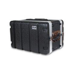 Trojan ABS Shallow Rack Flight Case 6U