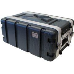 Trojan Carbon Shallow Rack Case 4U