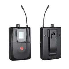Studiospares 2.4GHz Dual Wireless System Belt Pack Unit Only