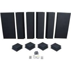 Primacoustic London 12 Black Room Kit