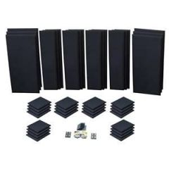 Primacoustic London 16 Black Acoustic Room Kit