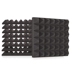 Acoustic Pyramid 30 Absorption 9 Tile Kit 100mm