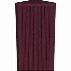 Universal Acoustics Jupiter Bass Trap 600mm Burgundy