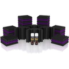 UA Mercury 2 Purple/Charcoal Room Kit