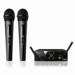 AKG WMS40 Mini Dual Vocal ISM2/3 CH70