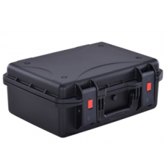Proel PPCASE04 IP67 Waterproof Flight Case with Layered Picky Foam