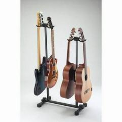K&M 17604 Roadie 4-Guitar Stand