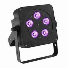 LEDJ Slimline 5Q5 RGBW (Black)