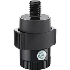 K&M 23910 Quick Release Adaptor for Microphones