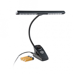 K&M 12295 Music Stand Light Dimmable