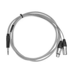 Pro Neutrik Jack – XLR Insert Lead (Ring Send) 5m