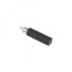 Mono Jack – Phono Plug Adaptor