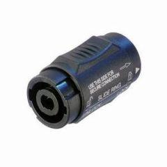 Neutrik NL4MMX Speakon 4-Pole Coupler / Adaptor