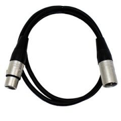 Neutrik China XLR Male - Female 3m