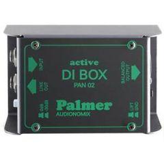 Palmer PAN 02 Active DI Box