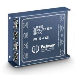 Palmer PLS02 Dual Channel Line Splitter
